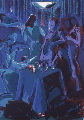 Black Light From Para Adulto 1985 Limited Edition Print - Allen Jones