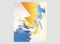 Club Night 2003 Limited Edition Print by Allen Jones - 1