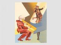 Come Dancing 2003 Limited Edition Print by Allen Jones - 1