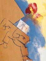 Sheet Music 2003 Limited Edition Print by Allen Jones - 0