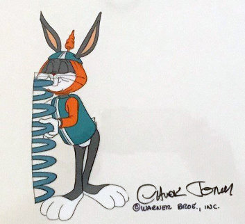 Untitled (bugs Bunny From Bugs Bunny in King Arthur's Court) 1978 Unique Other - Chuck Jones
