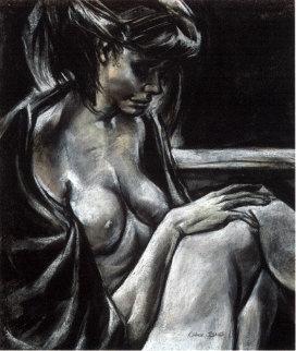Seated Nude 1998 Limited Edition Print - Chuck Jones