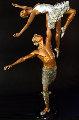 Mid Summer Nights Dream Bronze Sculpture 1996 38 in Sculpture - Jerry Joslin