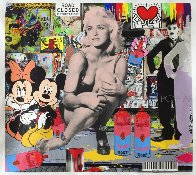 Madonna and Friends AP 2016 Limited Edition Print by  Jozza - 1