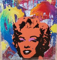 Marylin Suite #3 2018 40x36 Super Huge Original Painting by  Jozza - 0