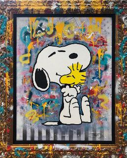 Snoopy Day 2019 42x34 Original Painting -  Jozza