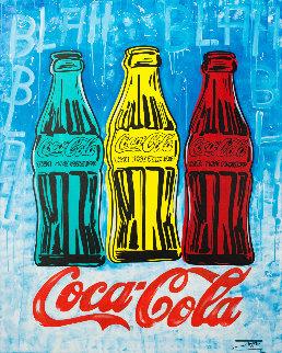 Coca Cola 2019 60x48 Original Painting -  Jozza