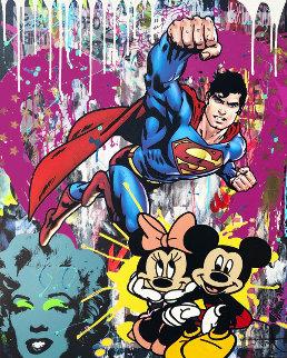 Super Classic 30x24 Original Painting -  Jozza
