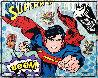 Super Comics #2 2019 48x60 Original Painting by  Jozza - 1