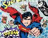 Super Comics #2 2019 48x60 Original Painting by  Jozza - 0