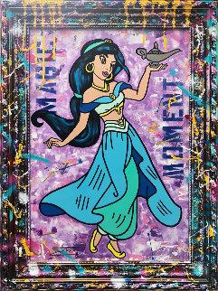 Magic Moment 2019 52x40 Original Painting -  Jozza