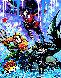 Batman 2020 48x40 Original Painting by  Jozza - 0