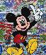 Mickey Comic 2020 48x40 Original Painting by  Jozza - 1