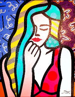 Jordanna 2007 34x28 Original Painting -  Jozza