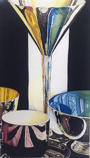 Sears Tower, Chicago 1986 42x24 Super Huge  Limited Edition Print - Jeanette Pasin Sloan