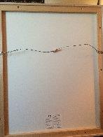 Sagging Grid Linocut 2006 Super Huge  Limited Edition Print by James Siena - 4