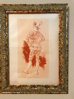 Untitled Print 1896 Limited Edition Print by Jules Cheret - 1