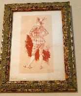 Untitled Print 1896 Limited Edition Print by Jules Cheret - 2
