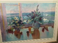 Late Afternoon Breeze Limited Edition Print by S. Burrkett Kaiser - 2