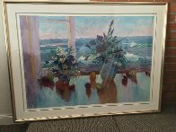 Late Afternoon Breeze Limited Edition Print by S. Burrkett Kaiser - 1