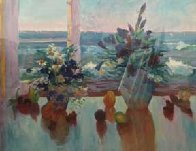 Late Afternoon Breeze Limited Edition Print by S. Burrkett Kaiser - 0