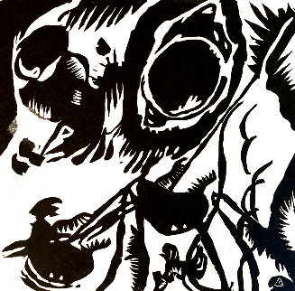 Garden of Love Limited Edition Print - Wassily Kandinsky