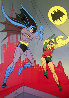 Batman and Robin 1989 Limited Edition Print by Bob Kane - 0