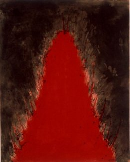 Untitled Aquatint (1) 1988 53x43 Limited Edition Print - Anish Kapoor