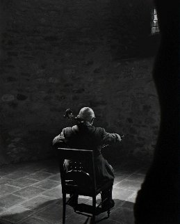 Pablo Casals Photograph 1954 19x15 Photography by Yousuf Karsh