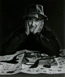 Joan  Miro 1950 HS Limited Edition Print - Yousuf Karsh