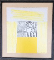 Untitled Lithograph 1968 Limited Edition Print by Karl Kasten - 1