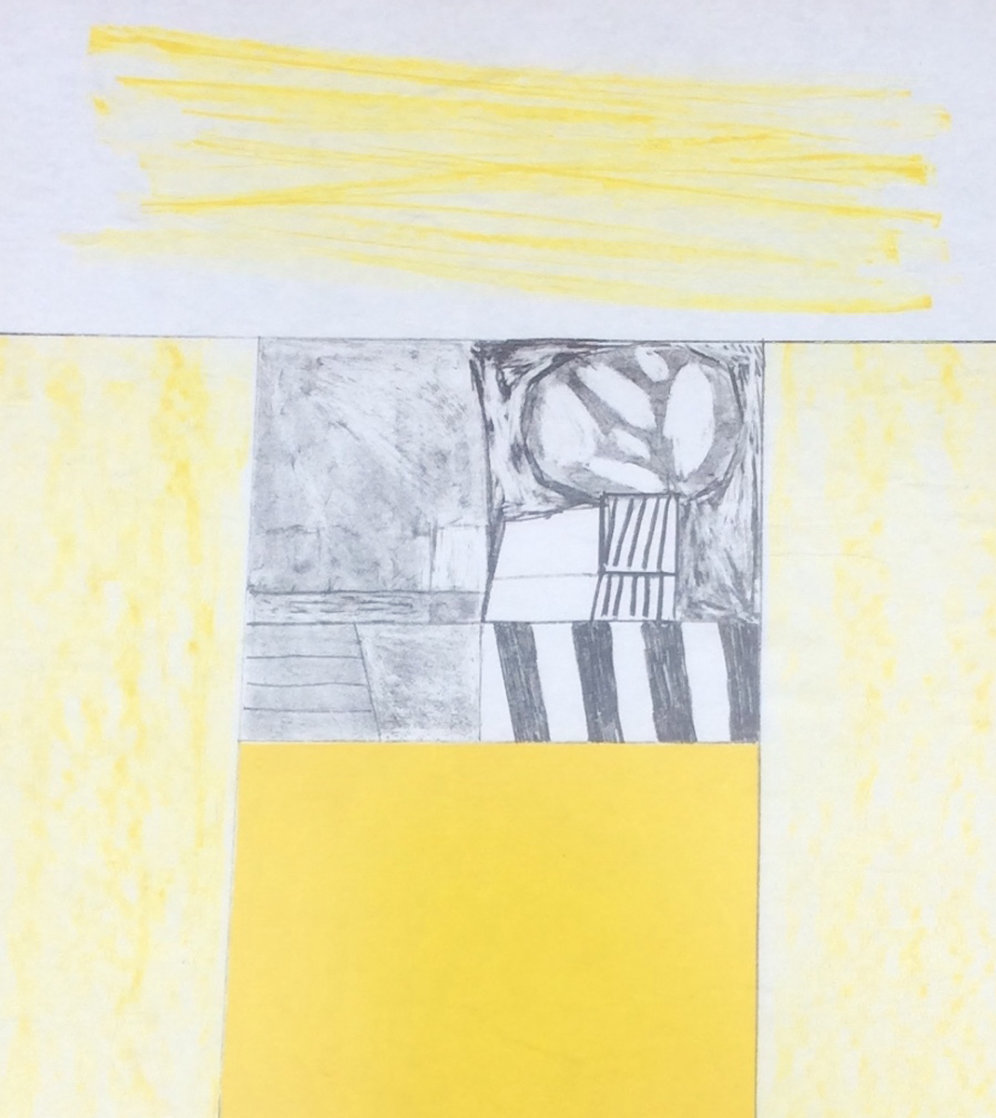 Untitled Lithograph 1968 Limited Edition Print by Karl Kasten