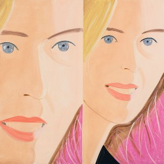 Sasha 2 2016 Limited Edition Print - Alex Katz