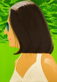 Ada in Spain 2018 Limited Edition Print by Alex Katz