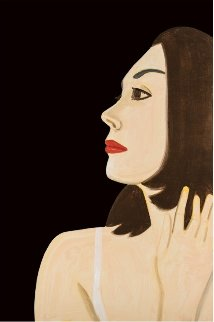 Laura 1 2017  Limited Edition Print - Alex Katz