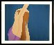 Untitled Suite of 3 Prints 1983 Limited Edition Print by Alex Katz - 9