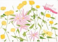 Spring Flowers 2017 Limited Edition Print by Alex Katz - 0