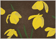 Yellow Flags 2013 Limited Edition Print by Alex Katz - 1