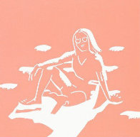 Lincolnville Labor Day (Ada) PP 1993  Limited Edition Print by Alex Katz - 2