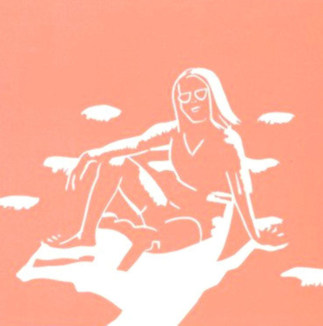 Lincolnville Labor Day (Ada) PP 1993  Limited Edition Print by Alex Katz