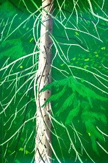 Spruce 1994 Limited Edition Print - Alex Katz