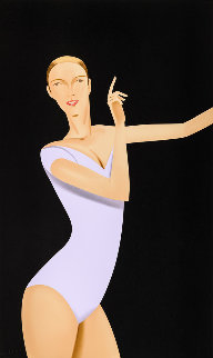 3 Dancers Suite - Set of 3  2019 Limited Edition Print - Alex Katz
