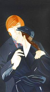 Pas De Deux # 2 1983 Limited Edition Print - Alex Katz