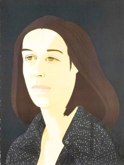 Ada Four Times #3 PP 1979 Limited Edition Print - Alex Katz