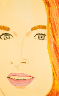 Ariel 2 2021 Limited Edition Print - Alex Katz