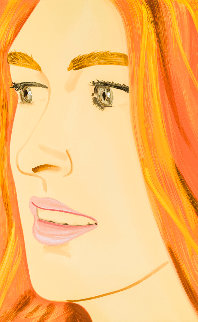 Ariel 1 2021 Limited Edition Print - Alex Katz