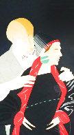 Pas De Deux # 5 Limited Edition Print by Alex Katz - 0