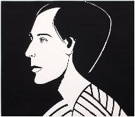 Six Portraits, the complete suite 6 2013 Limited Edition Print by Alex Katz - 5