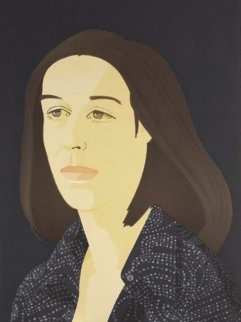 Ada from Four Times Suite AP 1979 Limited Edition Print - Alex Katz
