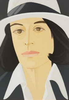 Alex And Ada, 1960s - 1980s Portfolio of 8 Screenprints AP 1990 Limited Edition Print - Alex Katz
